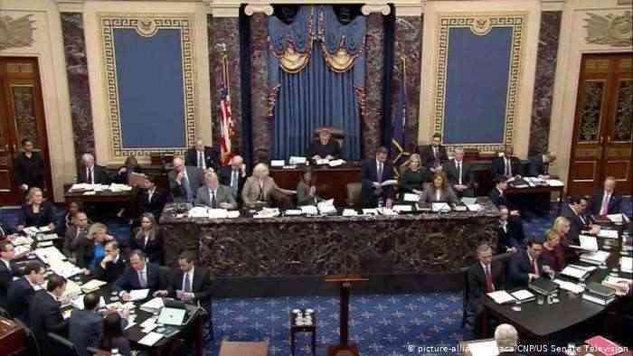مجلس الشيوخ الأمريكي يطالب إيران والحوثيين بوقف التصعيد