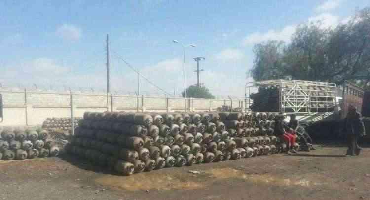 رسمياً .. سعر جديد لاسطوانة الغاز المنزلي في عدن (تعرف عليه)