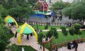 الحوثي يحول حديقة عامة في صنعاء هدفا عسكريا مشروعا للتحالف