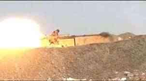 سقوط ضحايا بقصف إخواني استهدف مواقع القوات الجنوبية بشقرة