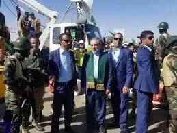 شاهد.. إيران تشارك الحوثي إحتفاله بالمولد في صنعاء