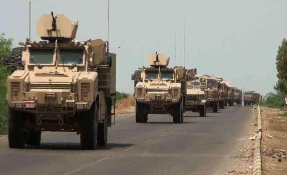 الحوثي يحشد مجاميع مسلحة إلى الحديدة والعمالقة تؤكد جهوزيتها القتالية