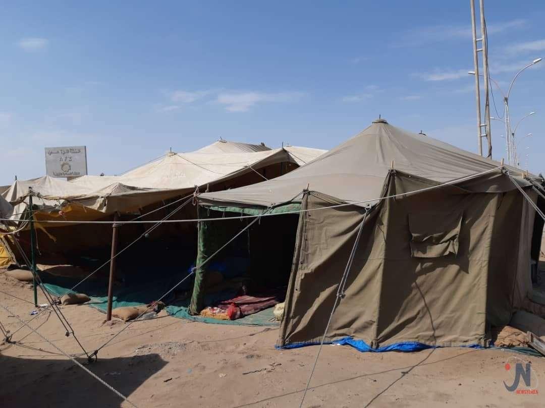الهيئة العسكرية الجنوبية تعلق إعتصامها المفتوح أمام مقر التحالف العربي في عدن